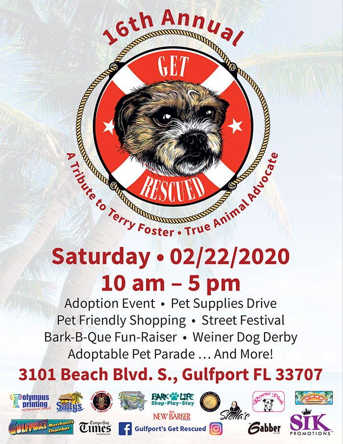Bark Life Supports Get Rescued Gulfport